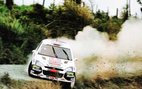 Ford Focus WRC 2