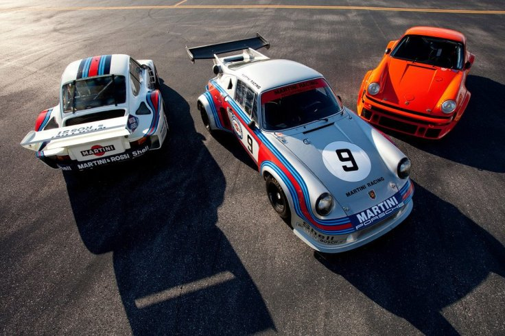 Porsche 911 2.1 Turbo RSR