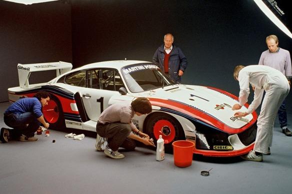 Porsche 935:78 Moby Dick