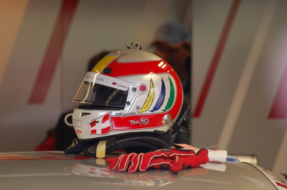 Tom_Kristensen_Racehelmet