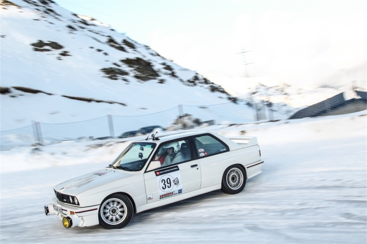 Winter Rally Andorra 2014 Colla Verglas BMW E30-10