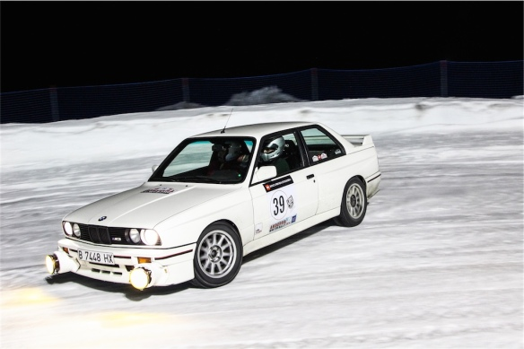 Winter Rally Andorra 2014 Colla Verglas BMW E30-17