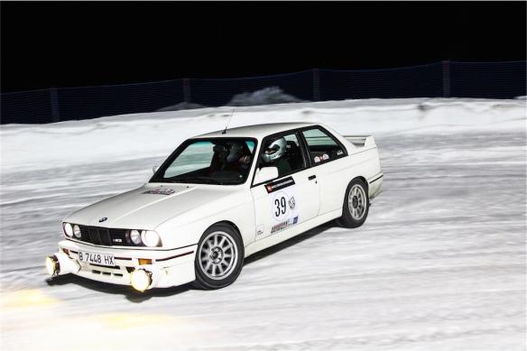 Winter Rally Andorra 2014 Colla Verglas BMW E30-17