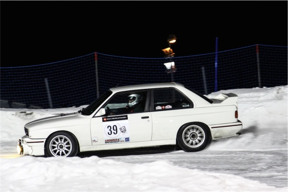 Winter Rally Andorra 2014 Colla Verglas BMW E30-20