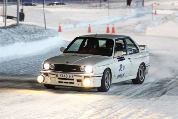 Winter Rally Andorra 2014 Colla Verglas BMW E30-22