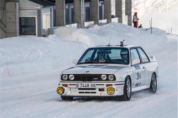 Winter Rally Andorra 2014 Colla Verglas BMW E30-3