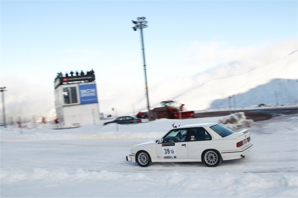 Winter Rally Andorra 2014 Colla Verglas BMW E30-4