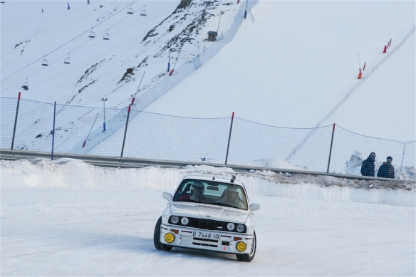 Winter Rally Andorra 2014 Colla Verglas BMW E30-5