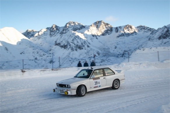 Winter Rally Andorra 2014 Colla Verglas BMW E30-9
