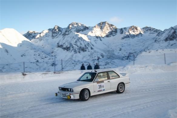 Winter Rally Andorra 2014 Colla Verglas BMW E30-9